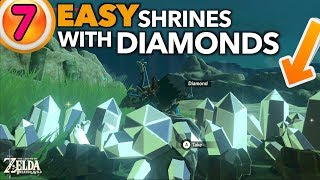How to Easily Get Diamonds in Zelda Breath of the Wild