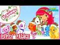 Strawberry Shortcake Puppy Palace Pet Salon Care Game