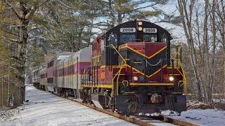 MBTA Equipment Move, 2-6-16