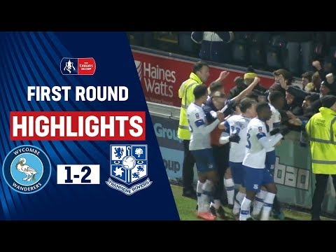 10-Men Rovers Triumph in Extra-Time! | Wycombe Wanderers 1-2 Tranmere Rovers | Emirates FA Cup 19/20