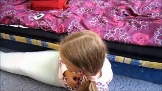 Страусенок Оливия   1 серия