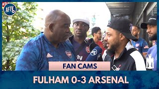Aubameyang Is Unstoppable! (Troopz) | Fulham 0-3 Arsenal
