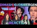 Dimash Kudaibergen - Your Love | UK Reaction 🇬🇧