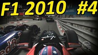 F1 2010 Career Mode Part 4: Monaco