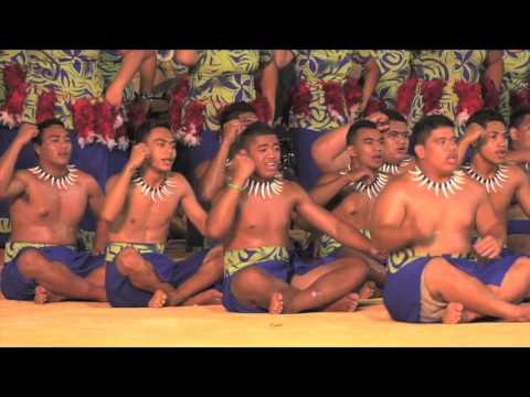 12th Festival of Pacific Arts (Guam) highlights - DAY 2 Part 2 of 2