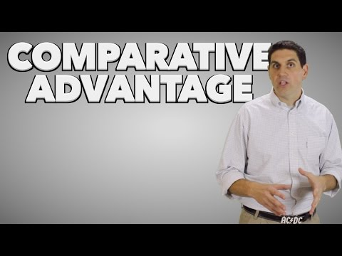 Econ 1.4 Comparative Advantage: ACDC Econ