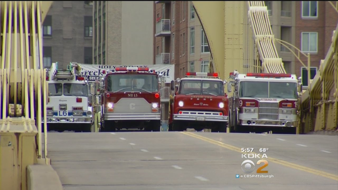 Local Man Leading Expedition To Send Fire Trucks To Nepal