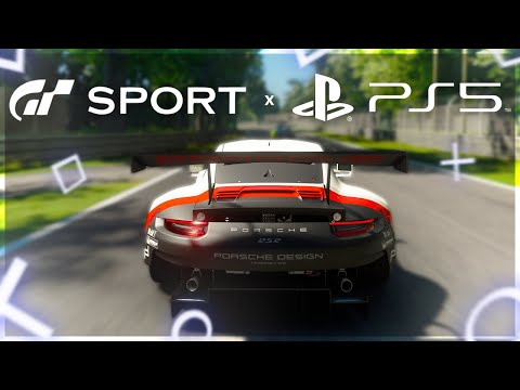 GRAN TURISMO PLAYSTATION 5 GAMEPLAY! (GT Sport Playstation 5 Footage)