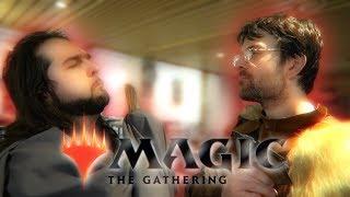 (Sponso) Guerrier des carpates VS le mage noir moldave !  l'ultime combat sur MAGIC !