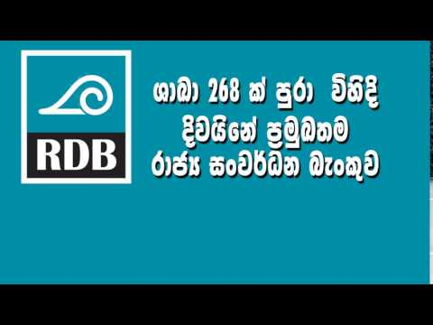 The Largest Development Bank in Sri Lanka
