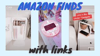 GADGETS MUST HAVES   AMAZON FINDS   WITH LINKS   TIKTOK MADE ME BUY IT