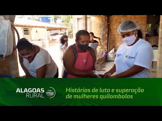 Histórias de luta e superação de mulheres quilombolas