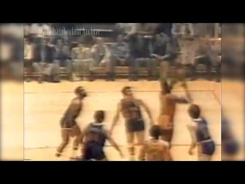 Wilt Chamberlain last NBA game 23pts (9-16fg) 21reb 3a 2blk 3stl [G5 1973 Finals]