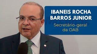 Ibaneis Rocha Barros Junior | Publicidade na Advocacia