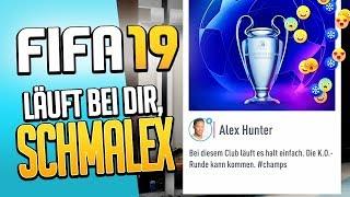 FIFA 19: THE JOURNEY ⚽ 030: Läuft bei Dir, SCHMALEX!
