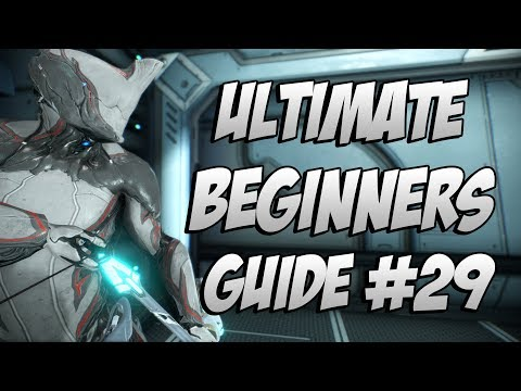 Warframe: The ULTIMATE Beginner's Guide Episode #29 Learning How to Use Equinox!