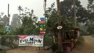 Тропический ливень)) Тайланд.