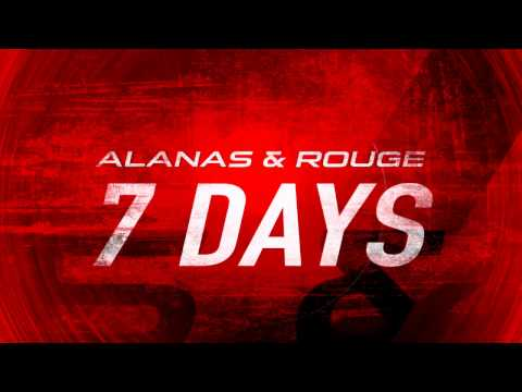 ALANAS - 7 DAYS by Rouge Sound Production - Official video lyrics