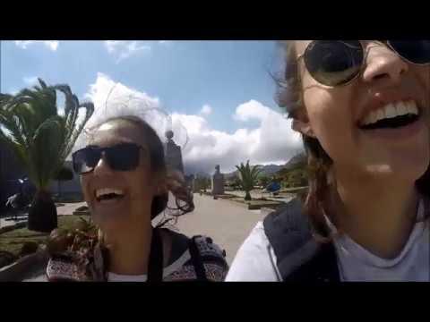 Ecuador Backpacking 2017