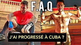 Sortir de ta zone de confort pour progresser FAQ CUBA 2/2