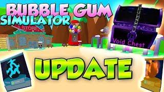 BUBBLE GUM SIMULATOR UPDATE ? NEW PETS & NEW COFRES ? ROBLOX LACORRO