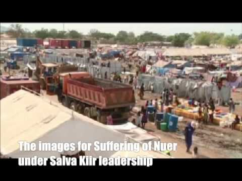Suffering of Nuer in South Sudan