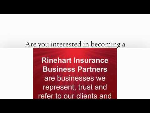 Partners Page Demo - Rinehart Insurance