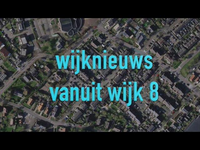 Kijk in de wijk 2020 - Wijk 8