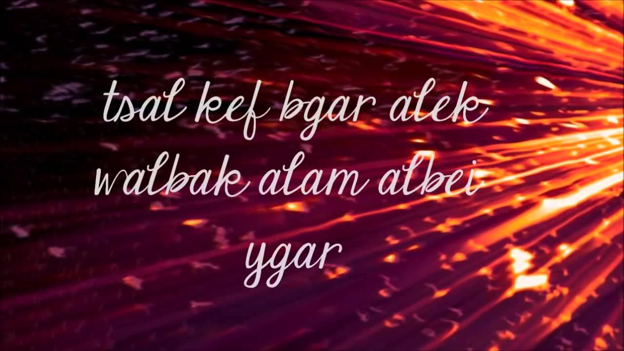 Chords for Nancy Ajram - Ana Yalli Bahebak Arabic Lyrics ...