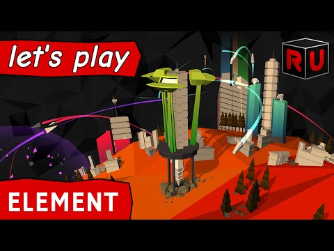 Element gameplay: Five minutes to rule the world! [PC/Mac real-time strategy game]