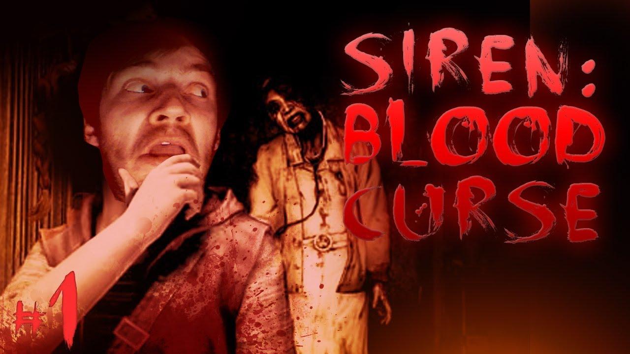 Siren Blood Curse Iso