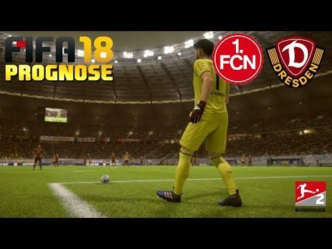 FIFA 18 PROGNOSE [#02] ★ 1. FC Nürnberg vs. SG Dynamo Dresden, 11. Spieltag | Let's Play FIFA 18