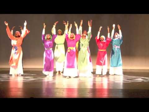 """DANCERS FOR HIS GLORY """"A CELEBRATION OF CHRIST """" CHRISTMAS SPECIAL (A FIX IT PRODUCTION)"""