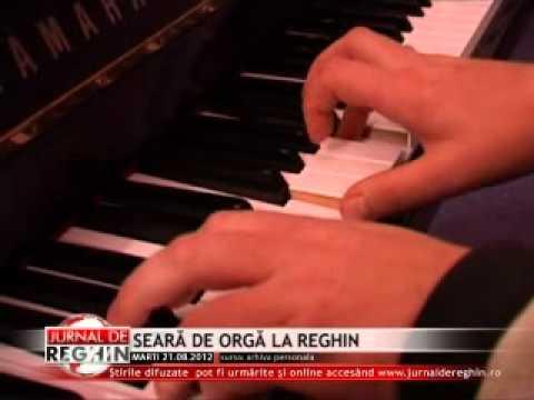 SEARĂ DE ORGĂ LA REGHIN