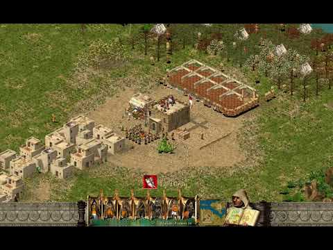 Stronghold Crusader HD | how to apply apple farm cheat |