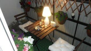 видео Красивый балкон для цветов. Фото цветов на балконе