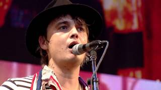 The Libertines - Death On The Stairs GLASTONBURY 2015