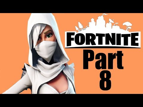 "Fortnite Walkthrough Gameplay Part 8 ""Rescue The Survivors!!!"""