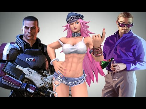 Lgbt Characters In Video Games
