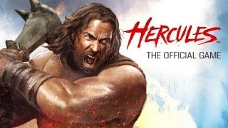 HERCULES: THE OFFICIAL GAME Android GamePlay Trailer (HD)
