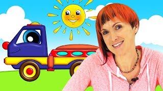Мультики для малышей. Машинка Пома и Маша Капуки Кануки: настоящие друзья! Сборник развивающих видео