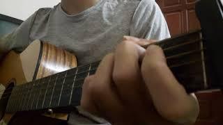Cánh hồng (5 dòng kẻ) Guitar Cover