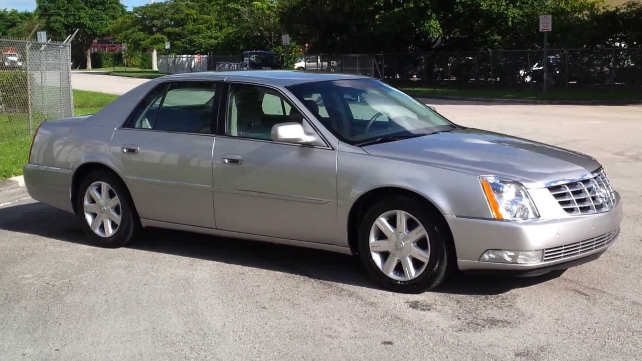 for sale 2006 cadillac dts luxury ii sedan test drive video youtube. Black Bedroom Furniture Sets. Home Design Ideas