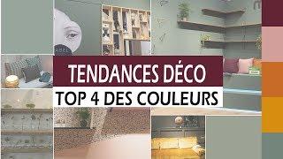 TENDANCE DECO | Le top 4 des couleurs 2017-2018 (Automne/Hiver)