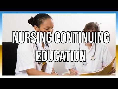 Nursing Continuing Education
