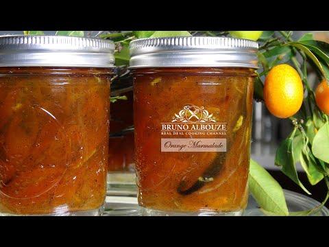 Orange Marmalade – Bruno Albouze – THE REAL DEAL