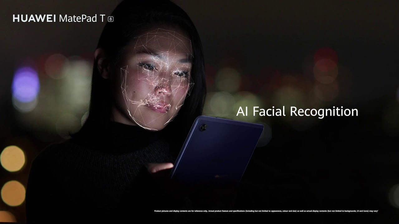 The Huawei MatePad T8