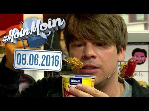 #MoinMoin mit Colin   Die besten Minuten-Terrinen im TEST   08.06.2016