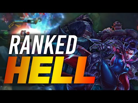 Imaqtpie - 70 MINUTES OF RANKED HELL ft. AnnieBot