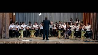 Отчетный концерт дир Демченко